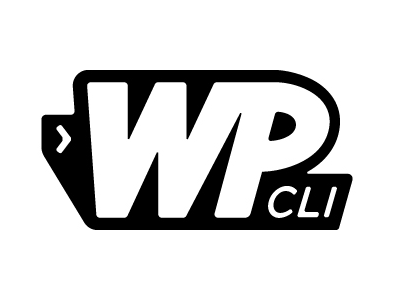 WP CLI official logo - WordPress command line
